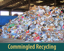 Commingled Recycling