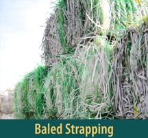 Baled Strapping